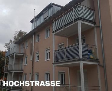 HOCHSTRASSE VS